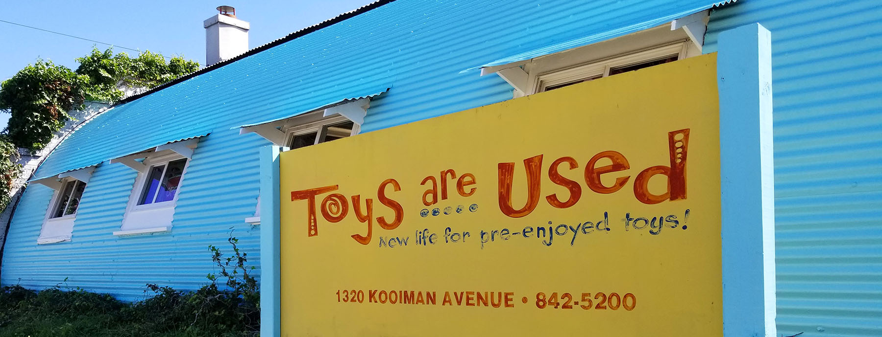 Toys Are Used